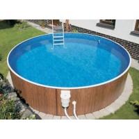 Сборный бассейн Azuro de Luxe Series 402DL Арт. 3BNA1078